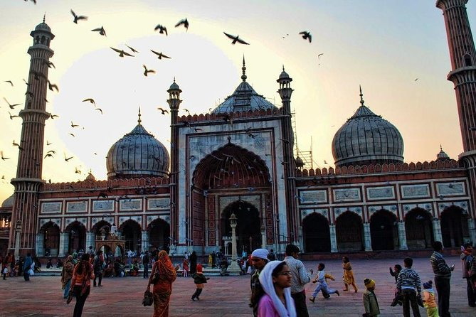 Luxury private 5-Day Golden Triangle tour to Agra & Jaipur from Delhi