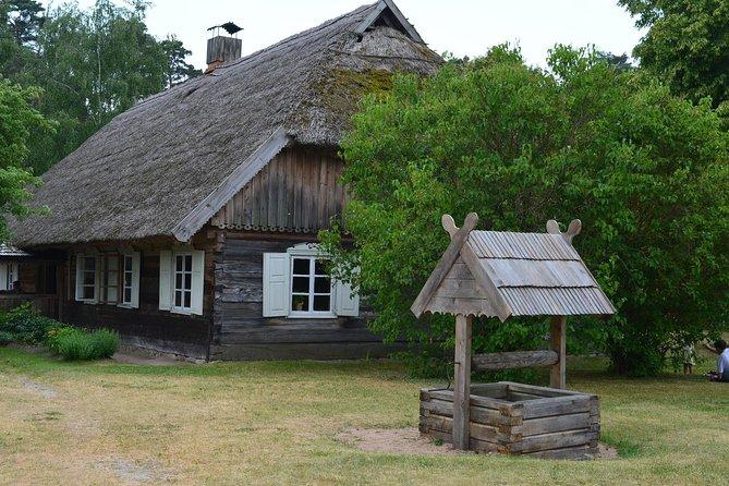 Small-Group Day Trip to Trakai, Rumsiskes & Kaunas from Vilnius