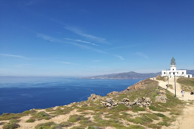 Private Mykonos island sightseeing tour (3hrs)