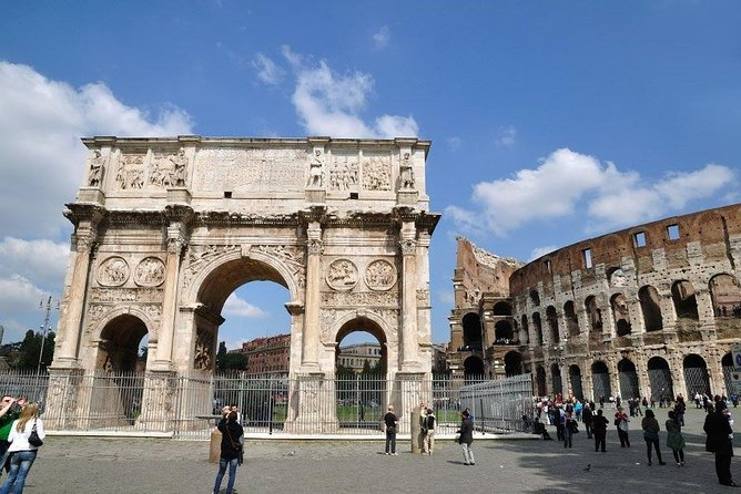 Rome Full Day Tour