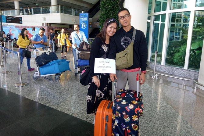 Bali Private Round Trip Transfer: Ngurah Rai Airport-Ubud Hotel Area