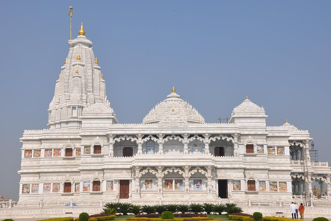 Private One Day TajMahal Tour With Mathura and Vrindavan
