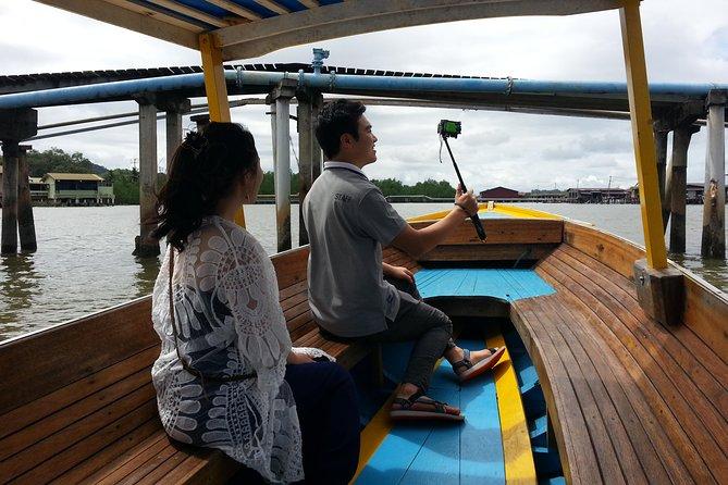 Brunei Fullday with Kampong Ayer & Mangrove Tour