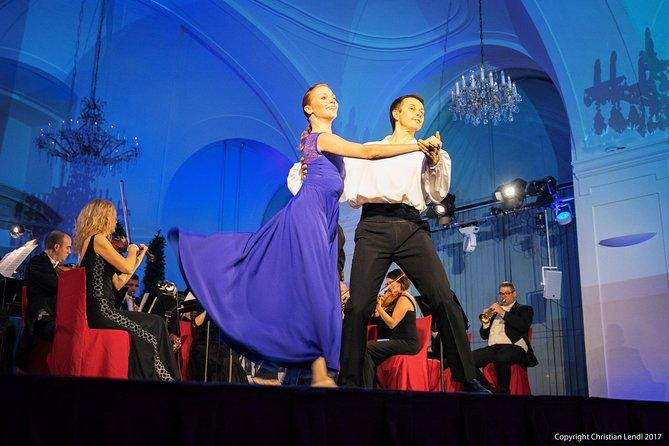 Concerto no Palácio de Schönbrunn em Viena