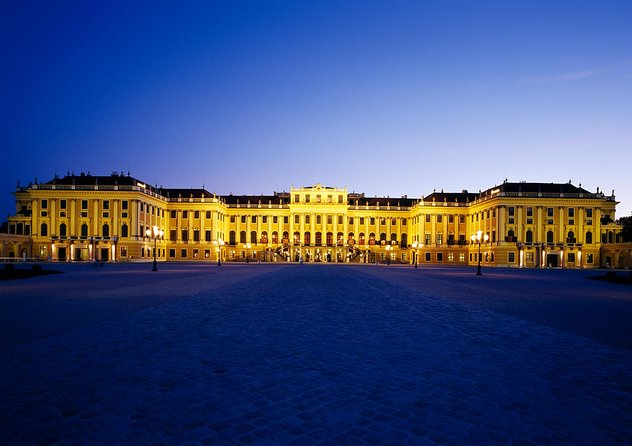 Schönbrunn Palace Audio-Guided Tour, Dinner and Concert