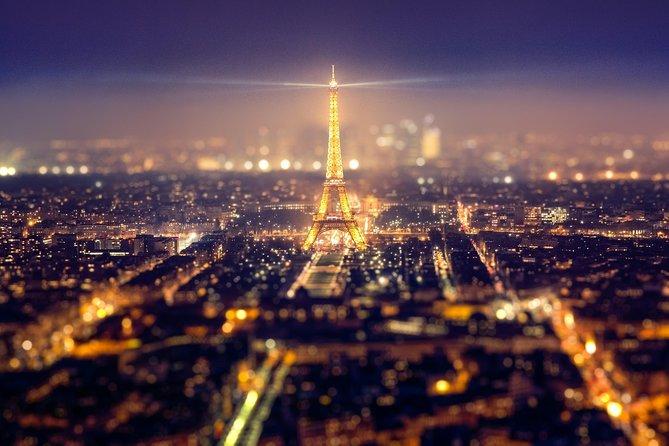 Eiffel Tower Summit & River Cruise Tickets by Night