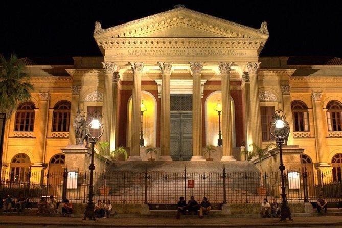 Private Cefalù, Palermo & Monreale Tour, from Taormina, Siracusa and Catania