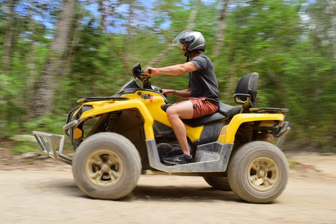 ATV Xtreme (single rider) & Tulum from Riviera Maya photo 1