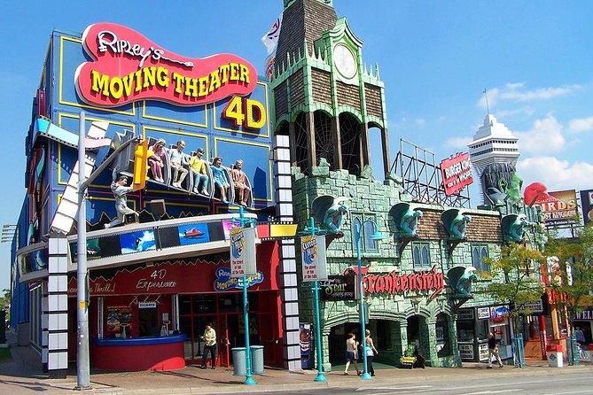 Niagara Falls Private Tour for 7 Passenger