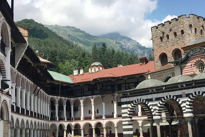 Rila Monastery and Boiana church private tours, trips and excursions