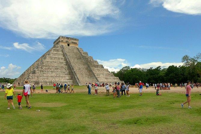CHICHÉN ITZÁ CLASSIC TOUR, Cenote, Buffet, Valladolid (No hidden fees)