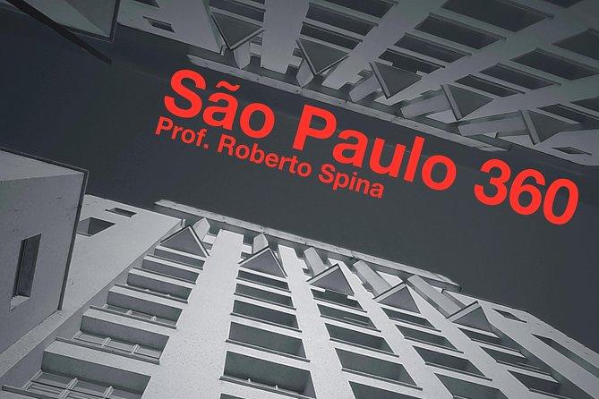 Sao Paulo 360 Guided Tour