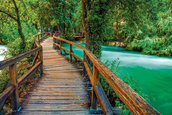 Krka national park: Roški,Visovac,Skradinski buk waterfall,Skradin