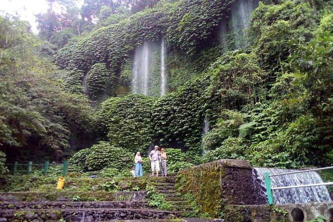 Benang Kelambu Waterfall & Lombok Heritages