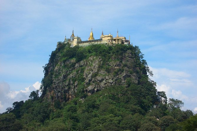 Visiting Mount Popa from Bagan - Private Tour