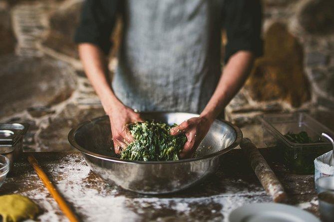 Cretan Cuisine Cooking Courses in Dalabelos Estate