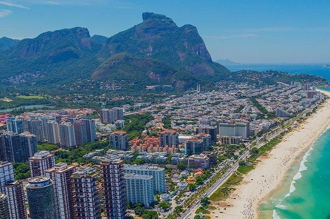 Transfer Rio de Janeiro (Barra da Tijuca) to Paraty
