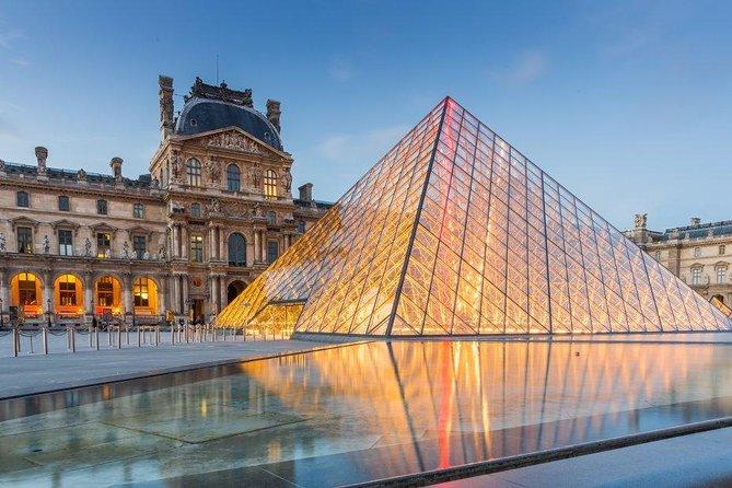 Billet coupe-file: billet pour le musée du Louvre à Paris