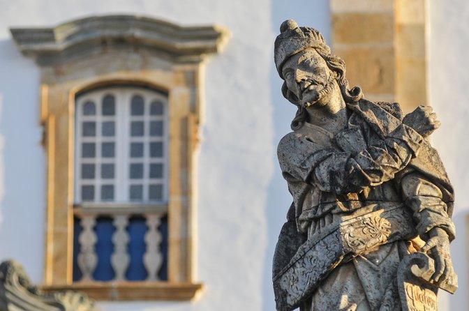 Historical City tour to Sabará and Congonhas
