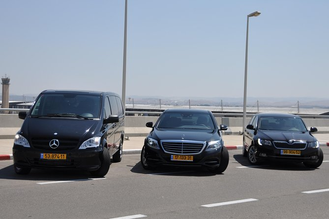 Private Transfer from Ben Gurion Airport to Tel Aviv, Bat Yam, Rishon LeZion