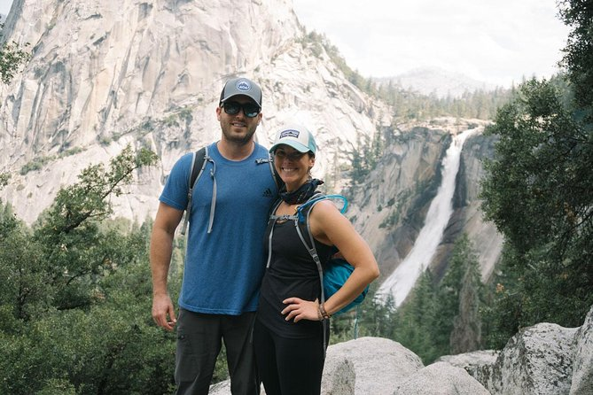 Nevada & Vernal Falls Yosemite Day Hike with REI photo 7