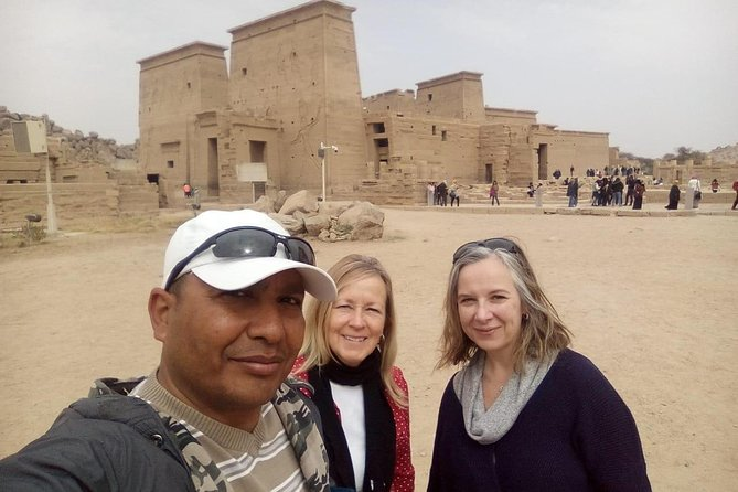 Aswan Philae Temple, Unfinished Obelisk and High Dam Private Half-Day Tour