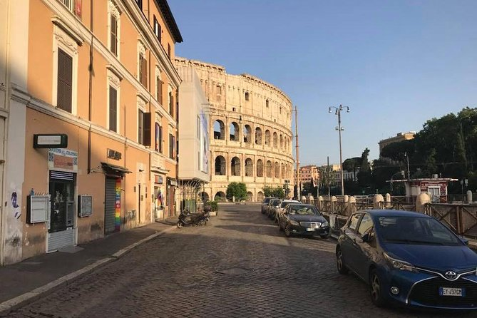 Half-day tour of Rome (3 h)