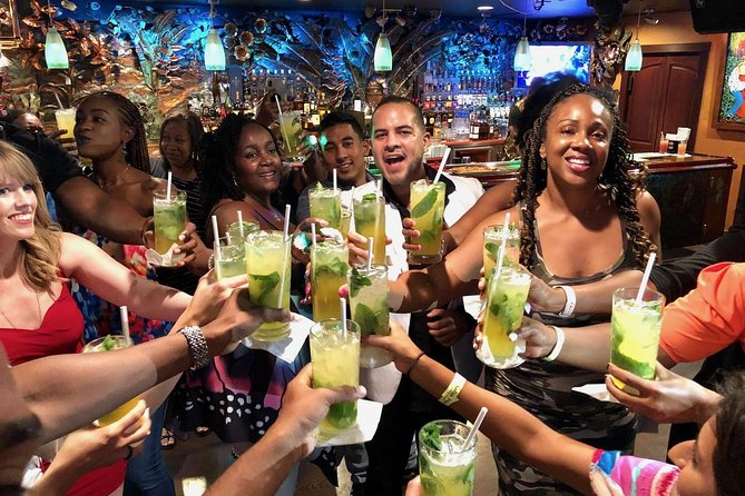 Sip, Savor & Salsa! Lessons, Mojitos, Live Music & Dancing