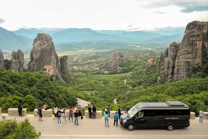 Meteora Half-Day Tour from Kalambaka
