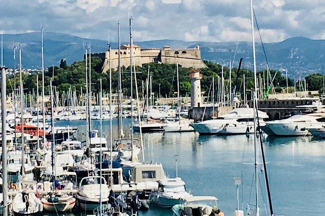 Private Tour Antibes, Vence & Saint Paul de Vence from Cannes