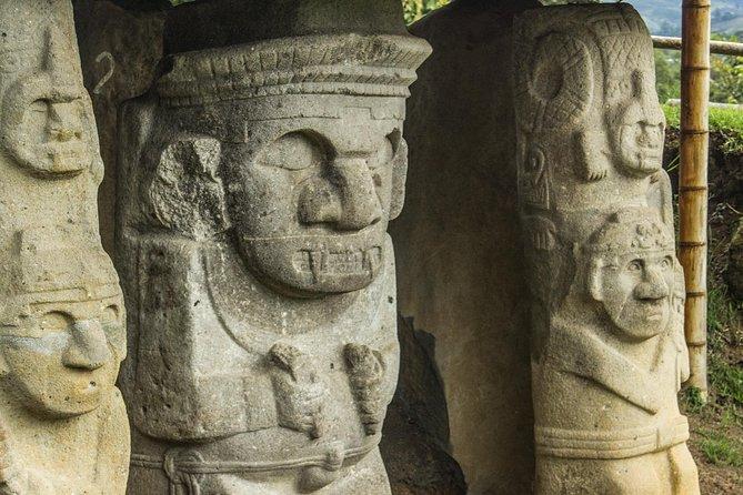 San Agustin 3-Day Trip from Bogota