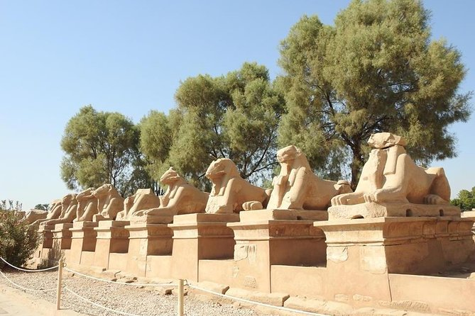 Tour to Luxor from Hurghada