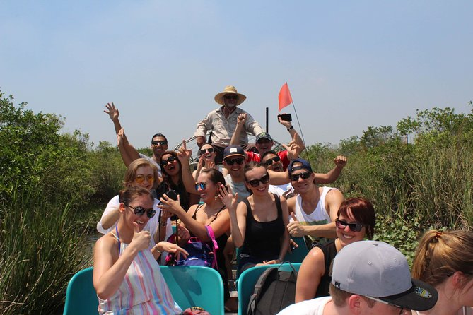 Everglades tour with German speaking tour guide