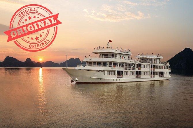 (Official) Athena Luxury Cruise - 02 days 01 night program