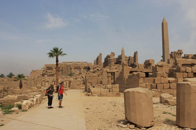 Private Tour to Karnak and Luxor Temples photo 1