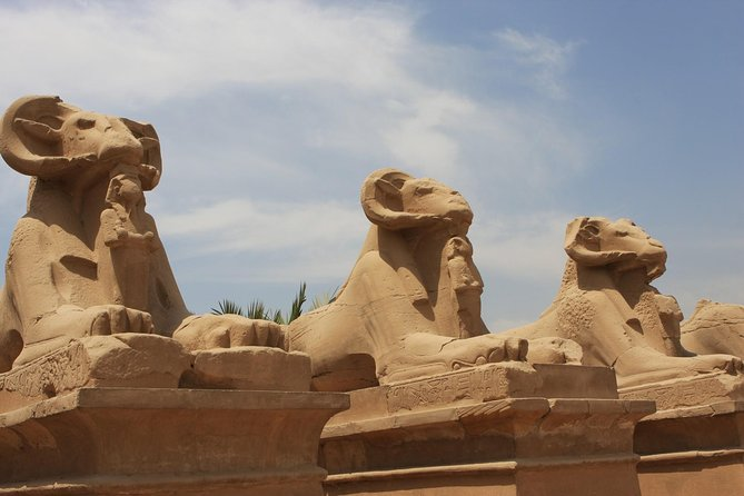 Private Tour to Karnak and Luxor Temples photo 4