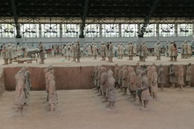 Xian Terracotta Warriors Half Day Small Group Tour photo 4
