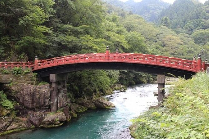 Magnificent Nikko World Heritage and Breathtaking Scenic Beauty in one day