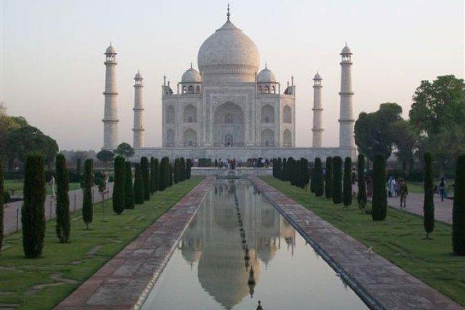 Taj at Sunrise