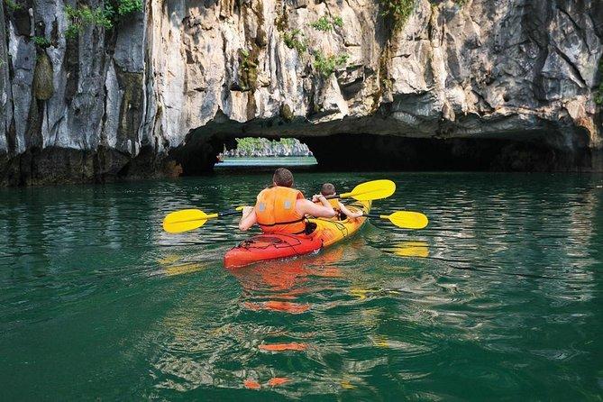 2 Days 1 Night on Halong Golden Star Cruise 3 Star (Caving, kayaking, Swimming