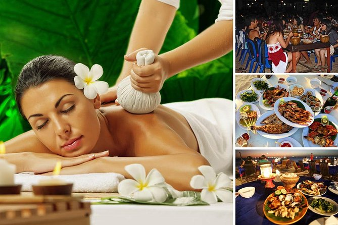 Amazing Bali Spa and Jimbaran Seafood Dinner Packages