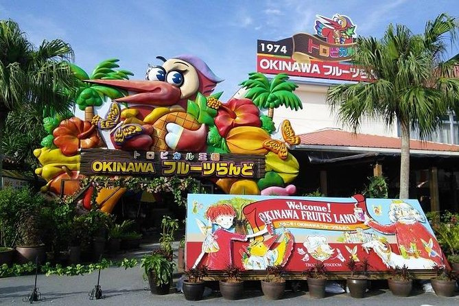 Tropical Kingdom Okinawa Fruits Land Admission Ticket