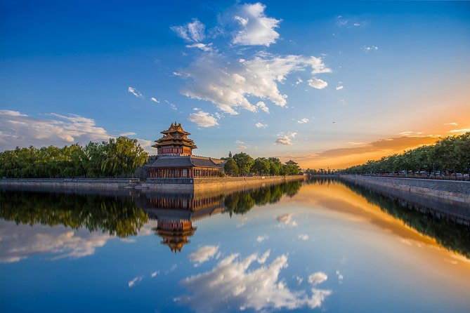 Private tour to Forbidden City and Mutianyu Great Wall