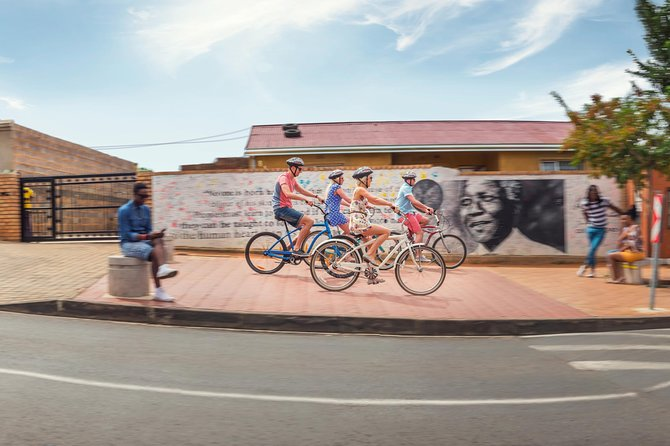 Full Day Soweto Bicycle Tour