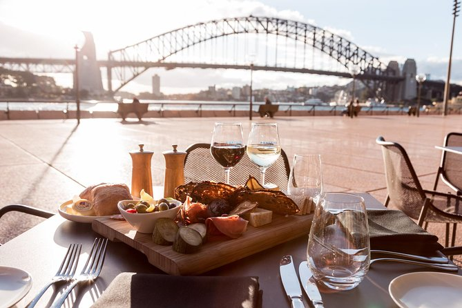Portside Sydney: Sydney Harbour Shared Antipasto Platter Including Beverages