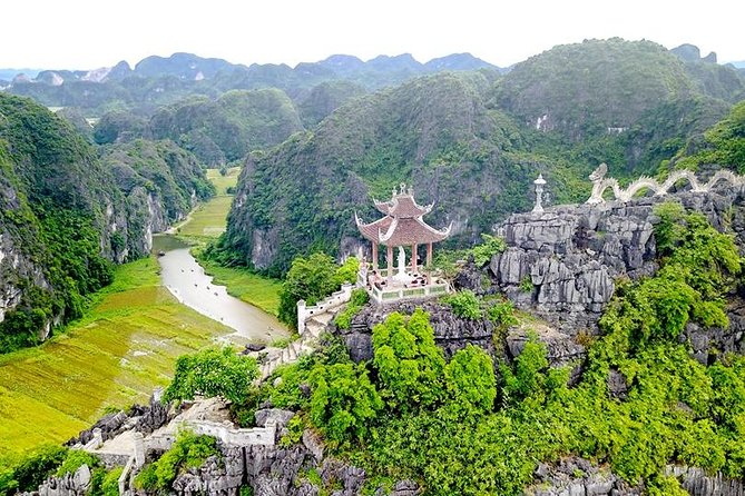 An Unforgetable Trip To Visit Trang An - Bai Dinh - Mua Cave 1 Day