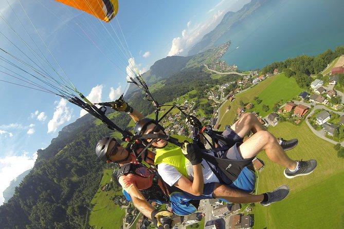 Discovery Flight Lucerne-Engelberg