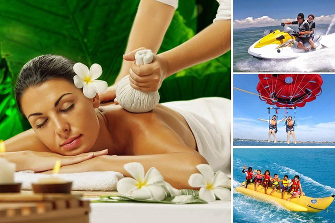 Bali Activity: Water Sport and Spa Packages