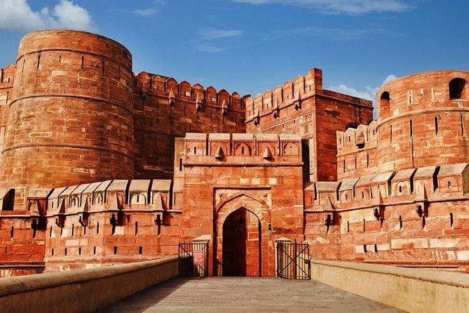 Tajmahal & Agra fort tours ( Half Day AGRA Tours )