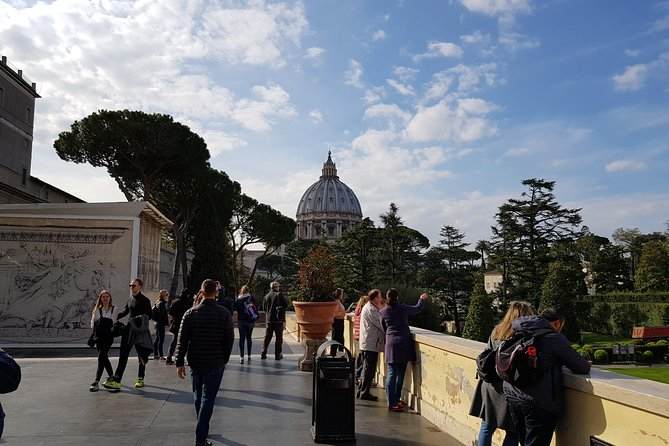Fast Track - Vatican Museums, Sistine Chapel and St Peter's Basilica Tour photo 9